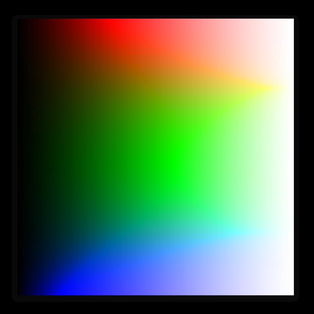 16 miliona boja koje se mogu dobiti kombinacijom RGB piksela pixela i 256 razlicitih stanja.