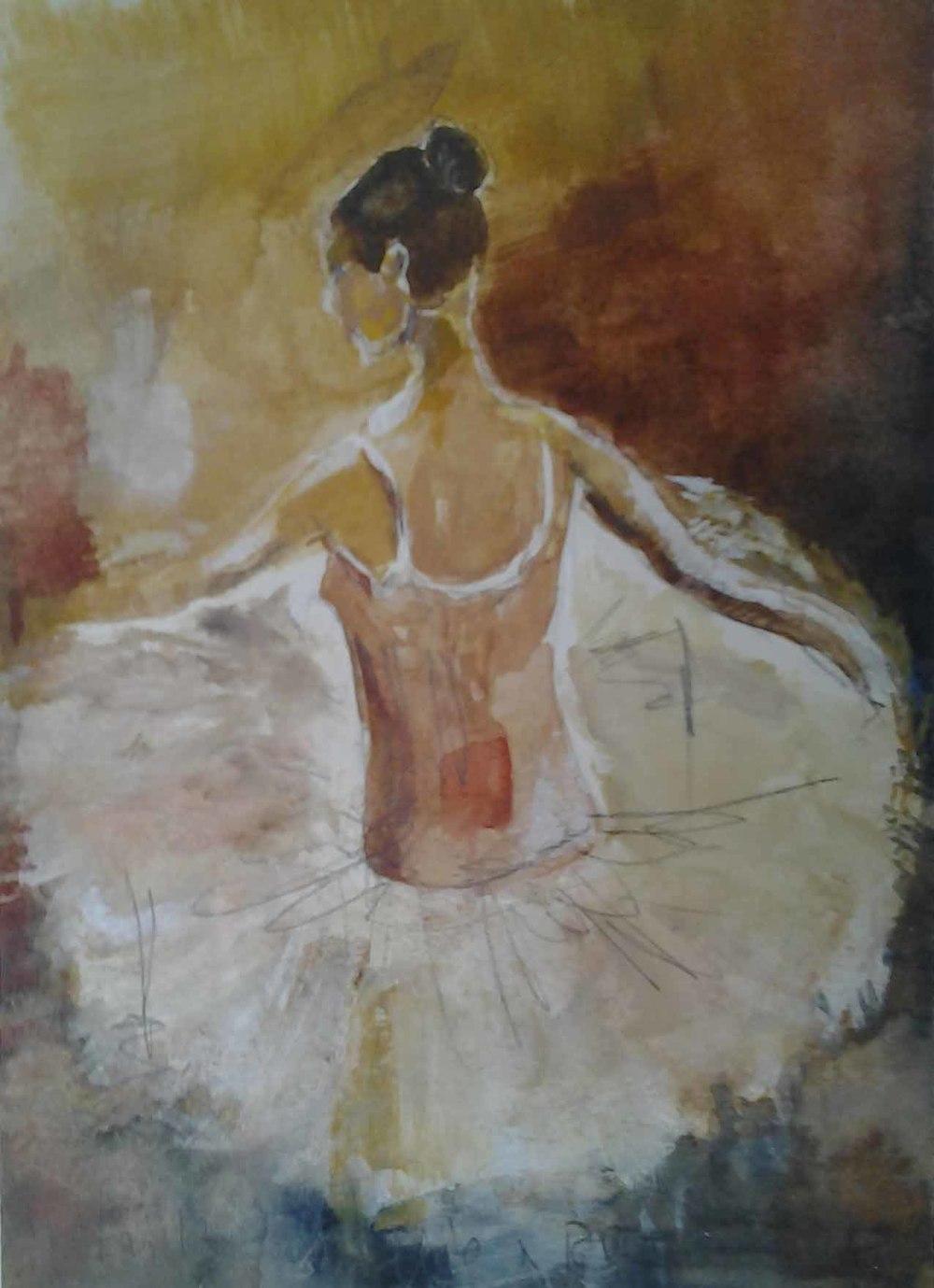 'La ballerina'