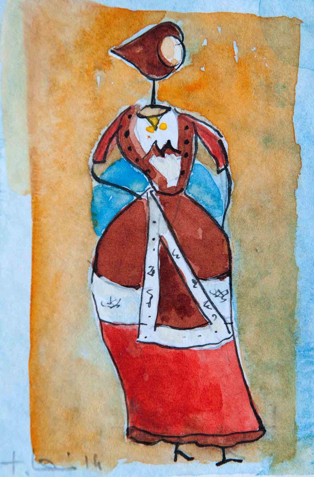 'Costume di Fonni'
