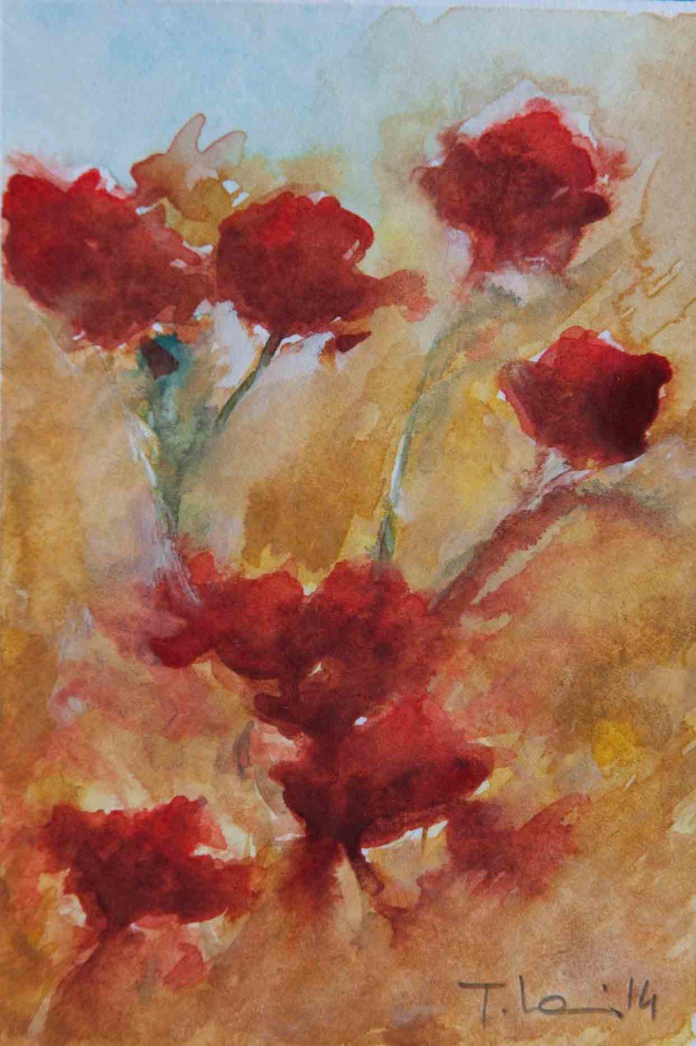 'Fiori rossi'