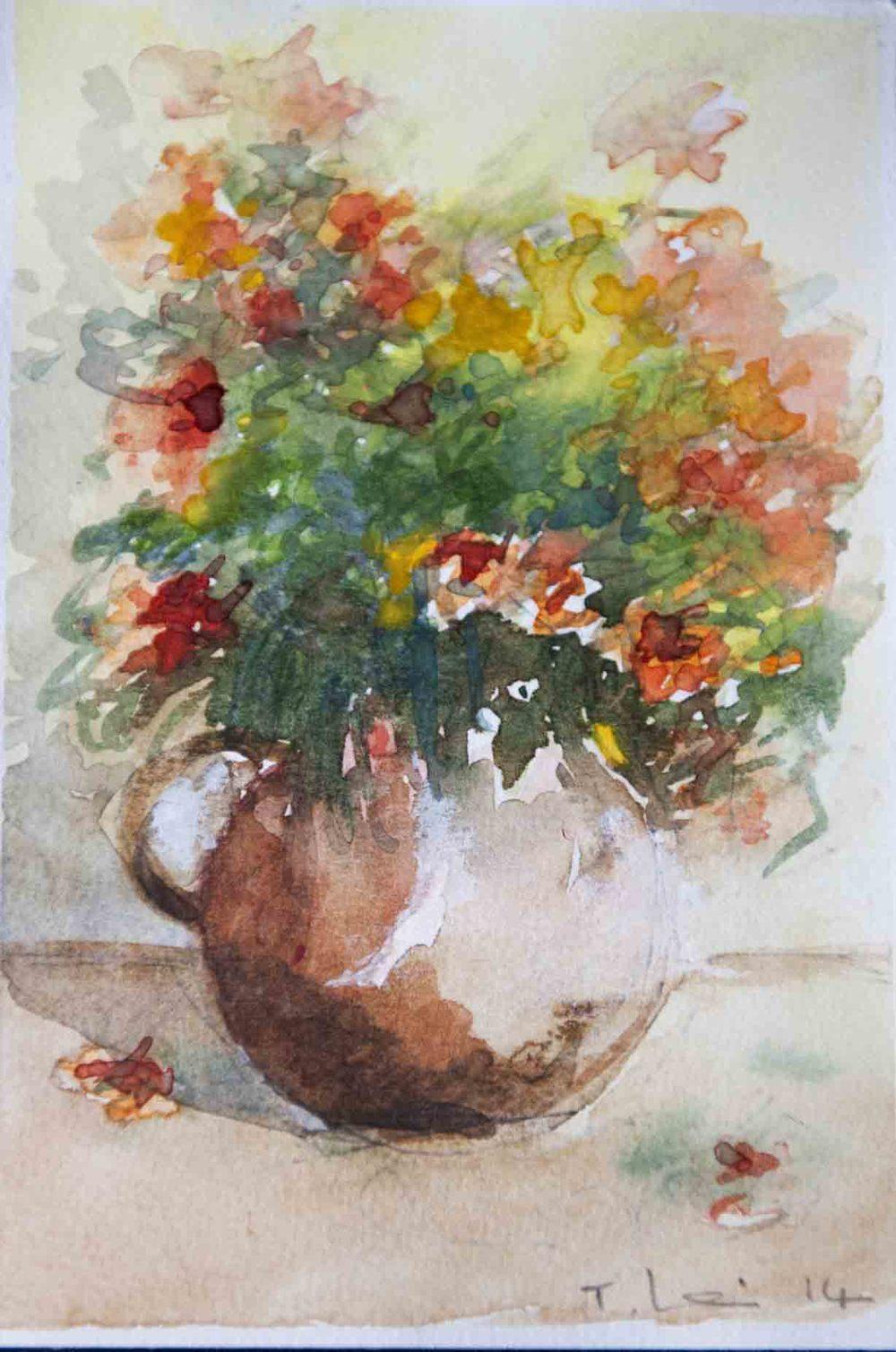 'Vaso di fiori'