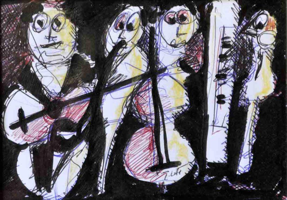 'Jazz band'