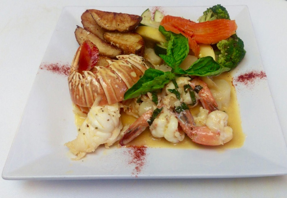 Copy of Seafood Scampi