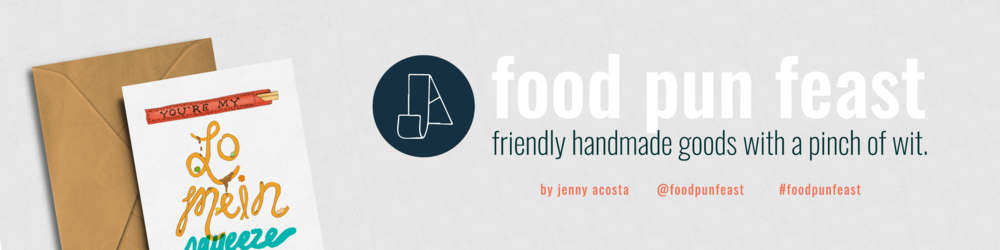 JennyAcosta-Food-Pun-Feast-Shop-Banner