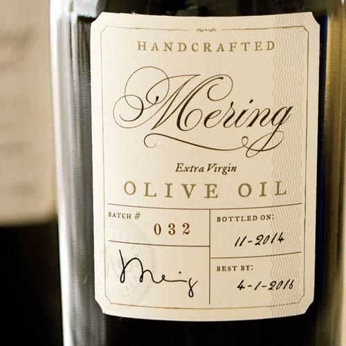 Mering Olive Oil