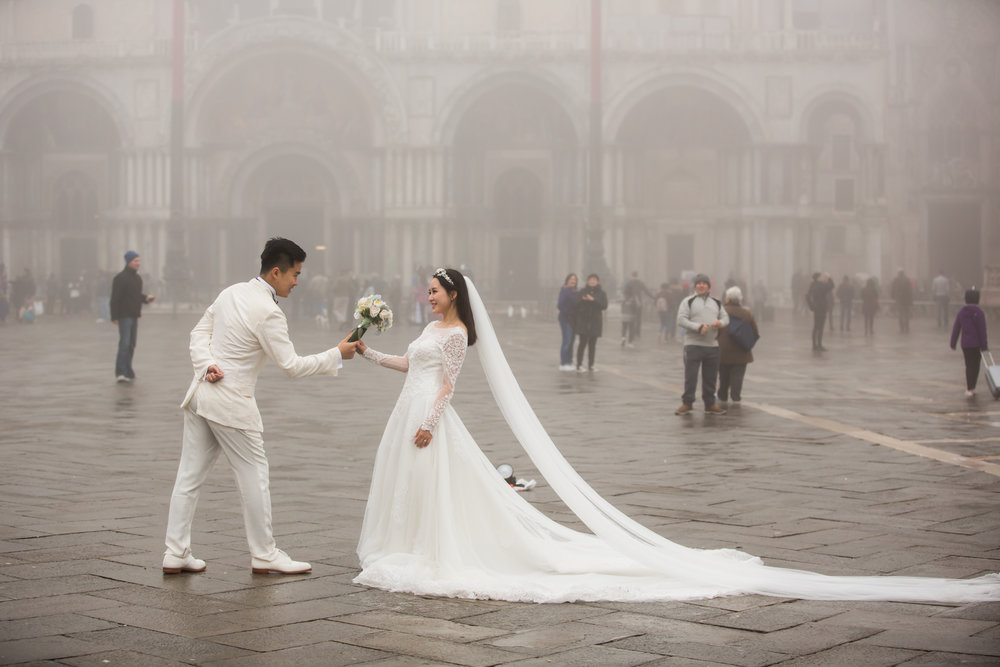 Wedding Scene in Piazza San Marco.jpg