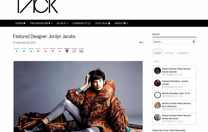 TACK Magazine