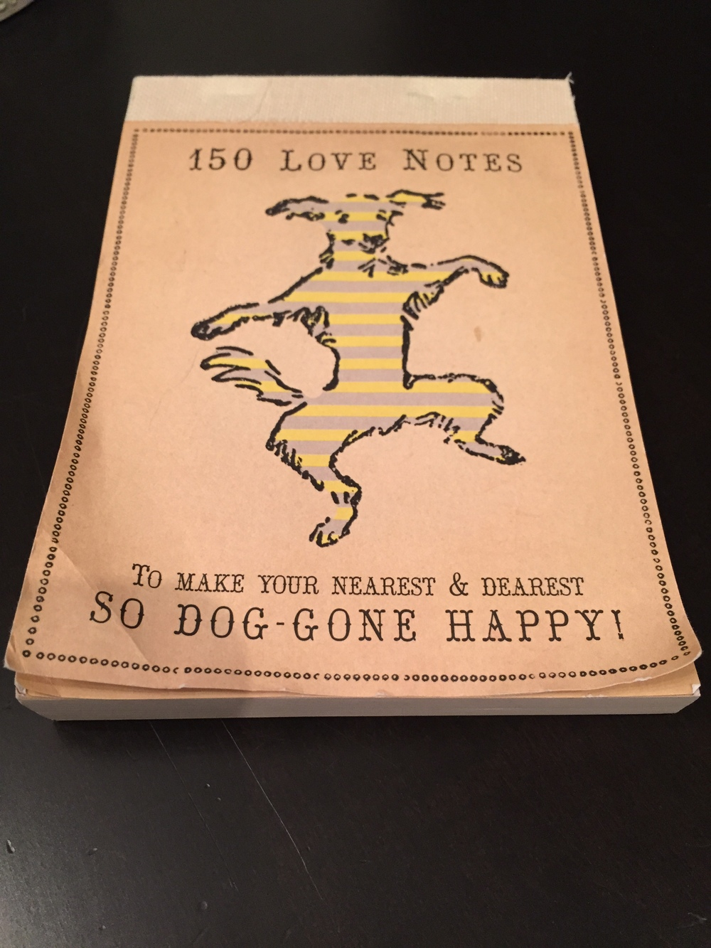 Looking forward to sharing these 150 Love Notes by Sugarboo Designs purchased at Papersource with my son who can read!!!  I need to find some fun way to leave him my notes so he can find in the mornings or before bedtime.
