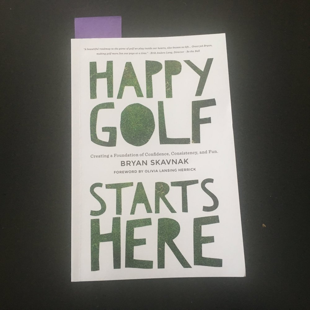 This book was part of our Greater Blake Open swag.