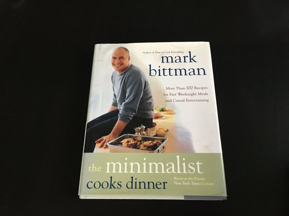 My mother-in-law gives me all types of books for every occasion. She loves to cook and pass along great recipes. I like how she writes a note and signs it just inside the cover.