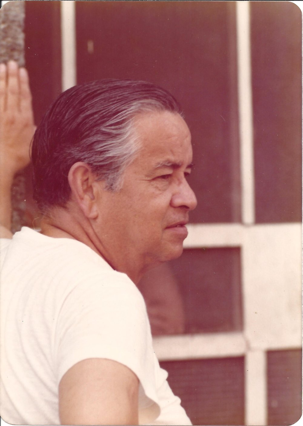 Dr. Ramon Pellicer of Baguio City, Philippines. Father of six boys. Strapping gentleman till the very end. Happy Father's Day in Memory of you Grandpa.