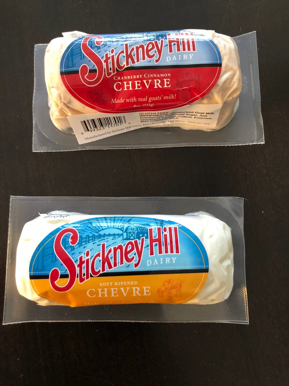 As of now, Stickney Hill is not available nation-wide but I have a little inside connection so I know it may be called something else in other states and will be available everywhere - hopefully soon. I will let you know as soon as I know. My daughter can eat one of these tubes in one sitting.