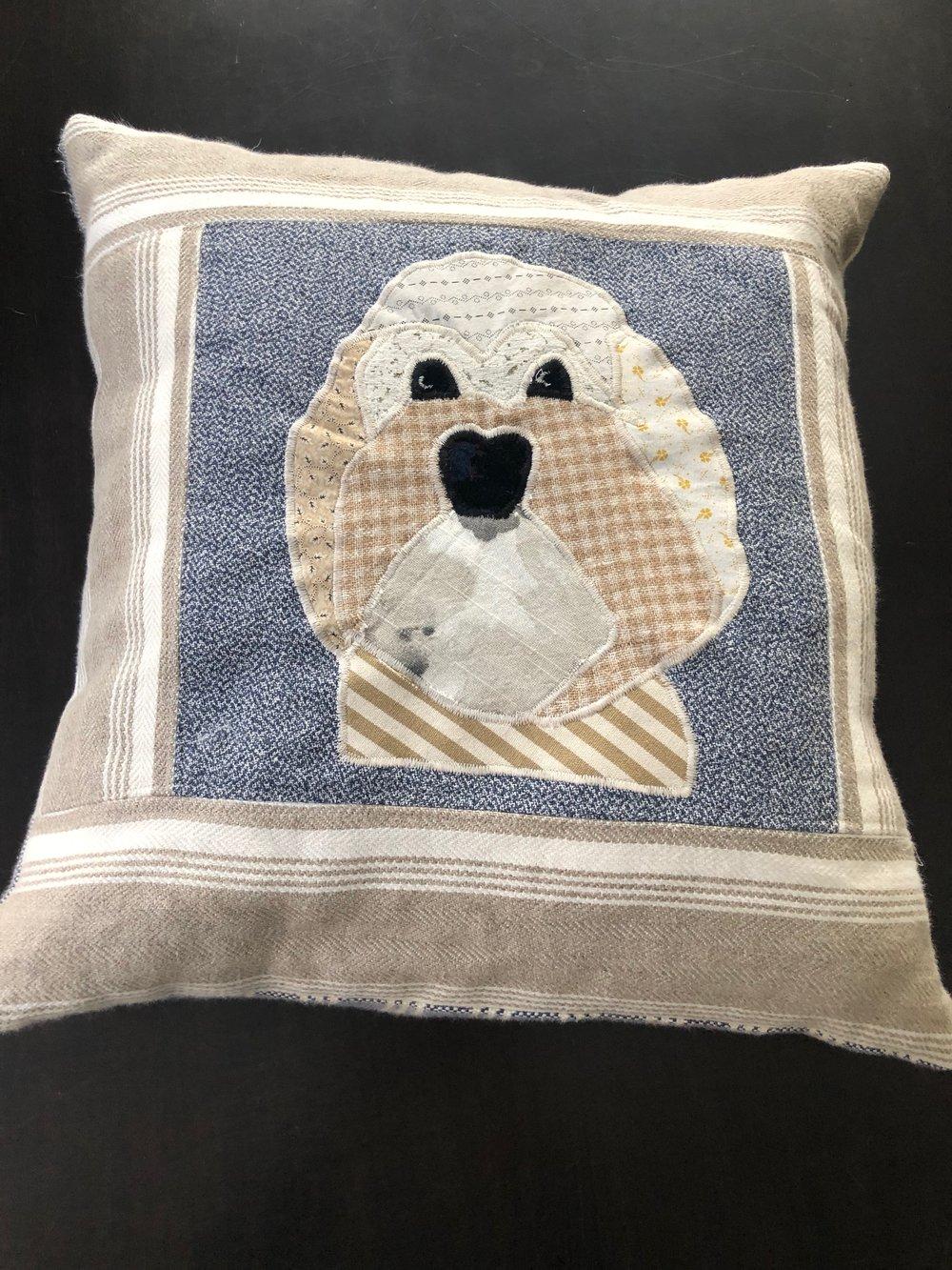 Hand crafted by Annie Kleczkowski Schilling - a.k.a Annie Bananie.