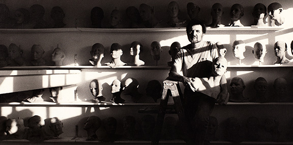 John De Andrea photo r.r. jones