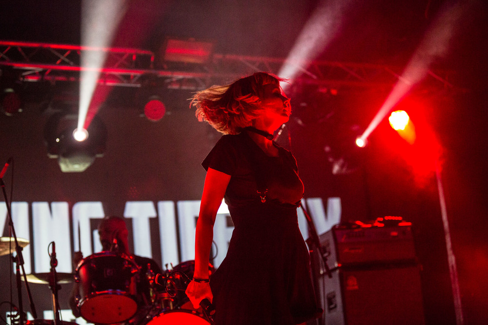 Tying Tiffany, Festival Entremuralhas VI, 2015/08/27