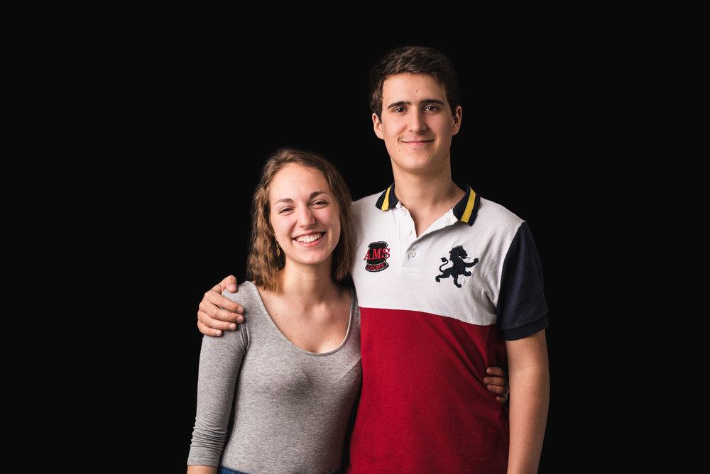 Paulo Santos e Tânia Clemente