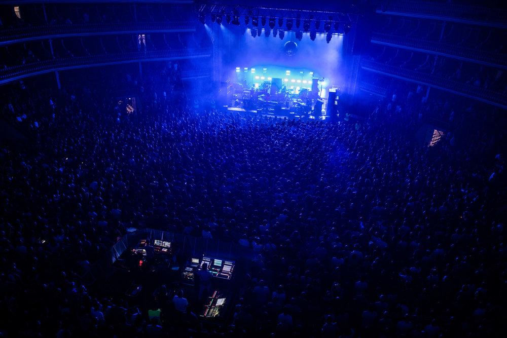 LCD Soundsystem (Coliseu dos Recreios, Lisboa, 2018/06/19)