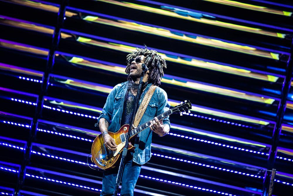 Lenny Kravitz (Altice Arena, Lisboa, 2018/07/01)
