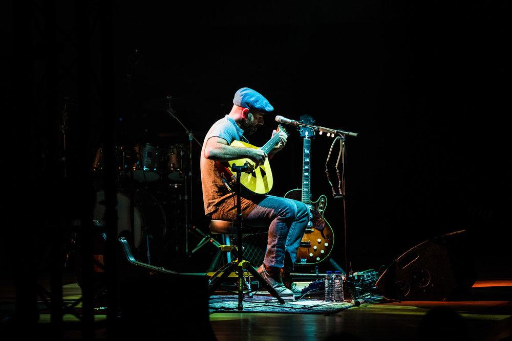 Xavier Rudd (Aula Magna, Lisboa, 2018/10/14)