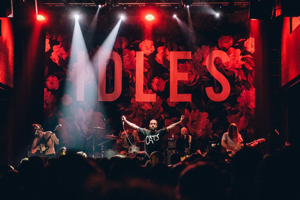 Idles (Lisboa ao Vivo, Lisboa, 2018/11/27)