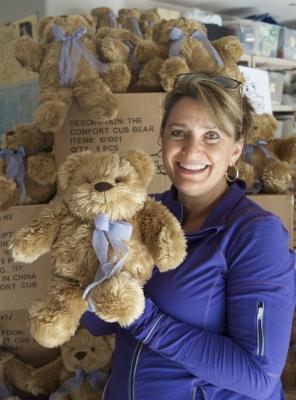 Comfort Cub Founder, Marcella Johnson