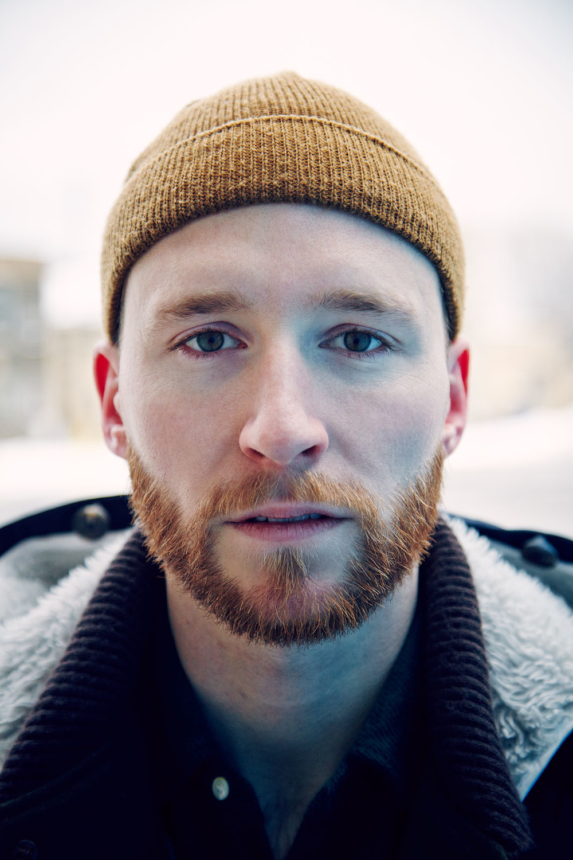 Portrait of Adam Gordon