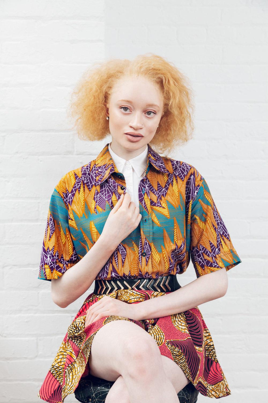Globe Style Best Dressed Mirian Njoh