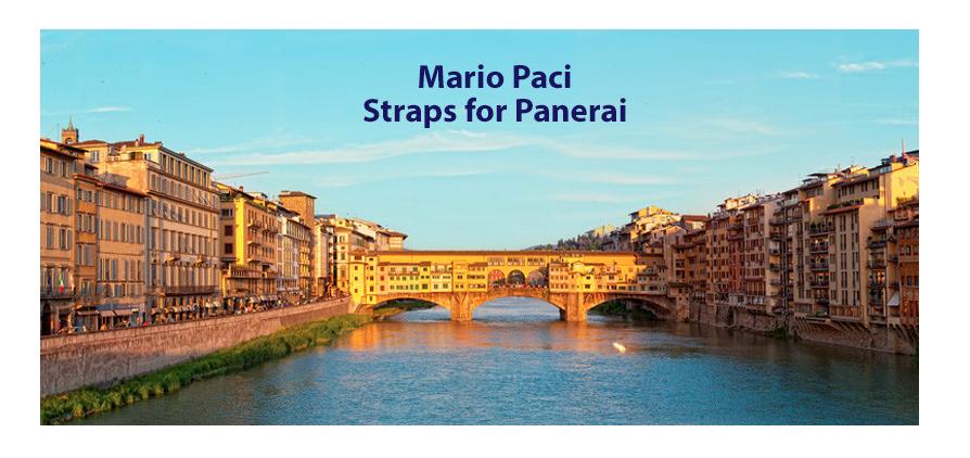 Mario Paci Straps
