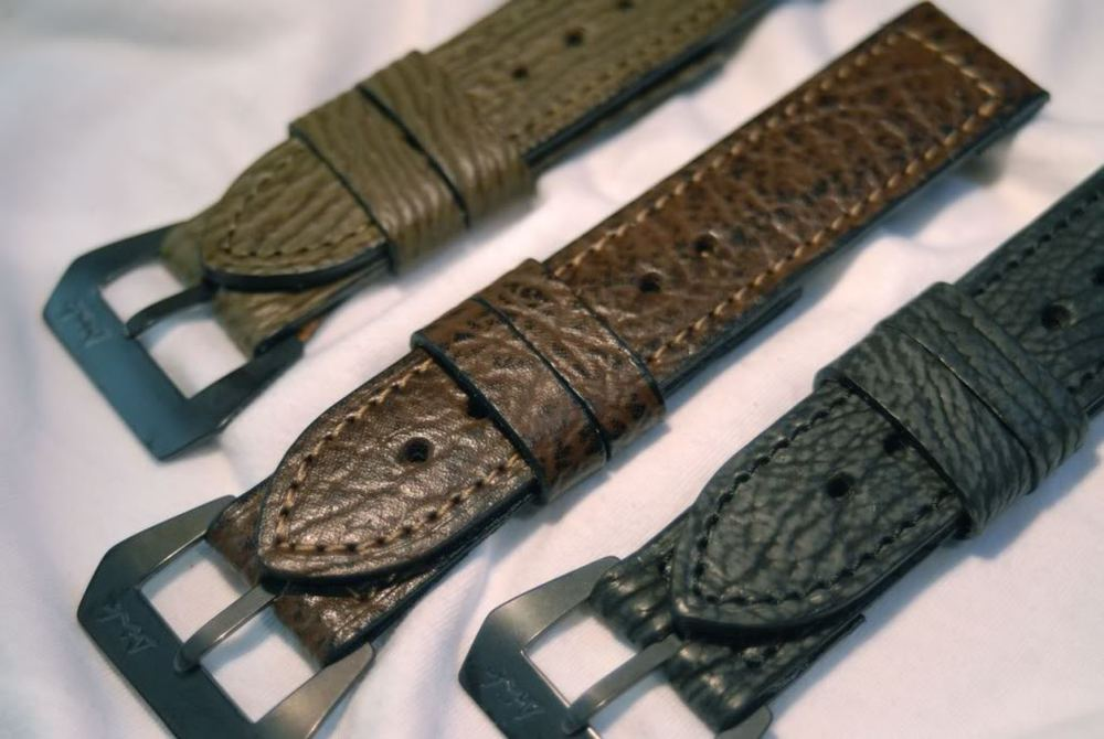 dirk straps
