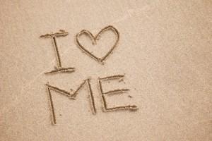 self-love sand