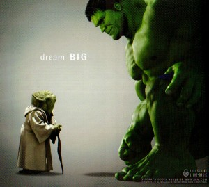 dream big hulk