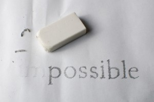 erase the im possible possible passions ideals dreams