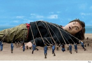 Gulliver overwhelm