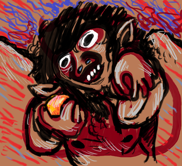 grotesque pig boy has fruit.png