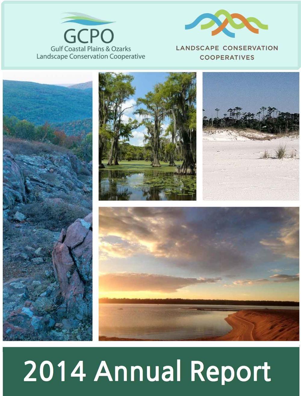 GCPO LCC 2014 Annual Report
