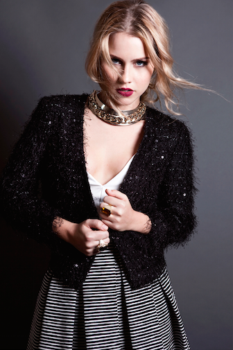 CLAIRE HOLT FOR BELLO