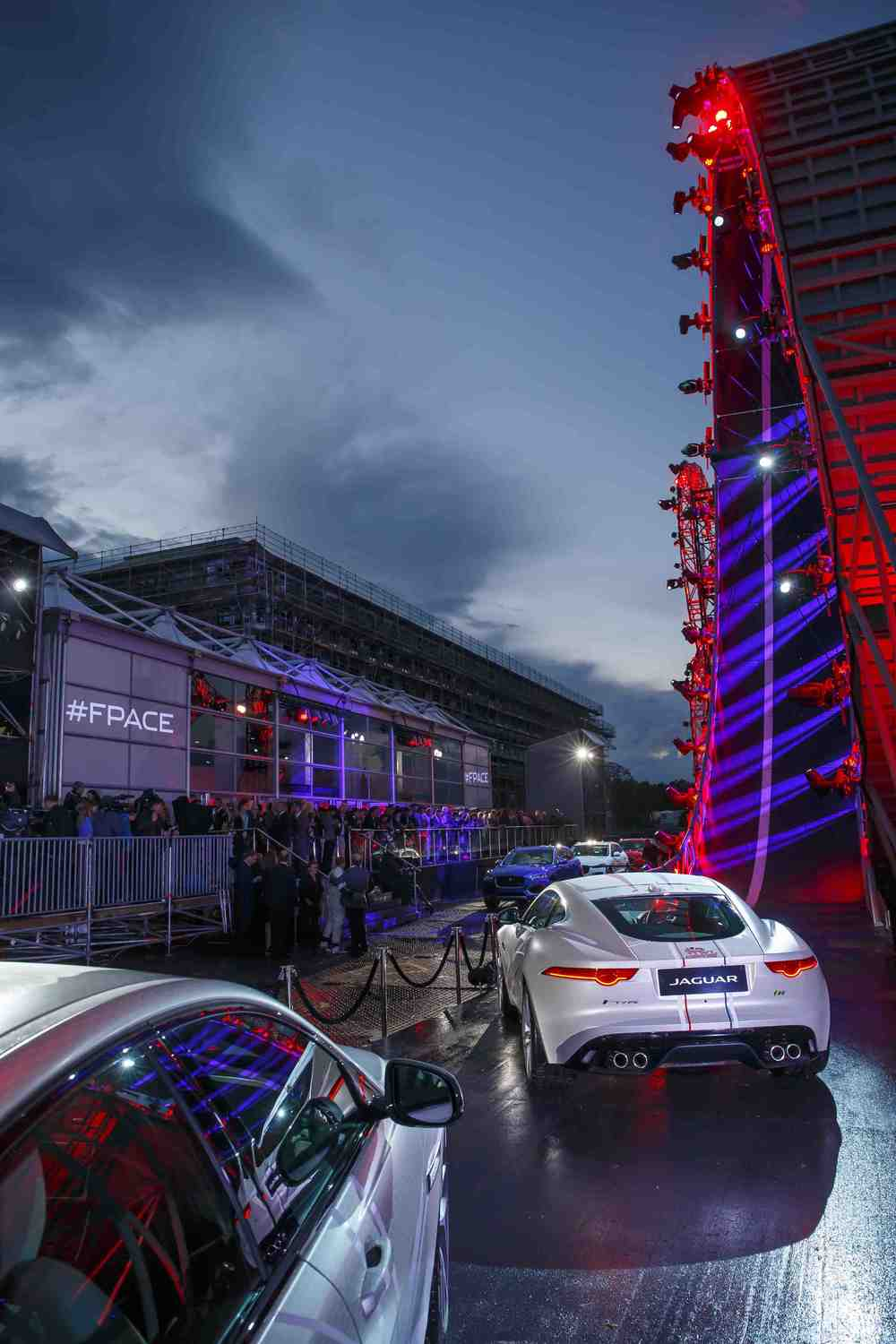 JAGUAR F-PACE LAUNCH
