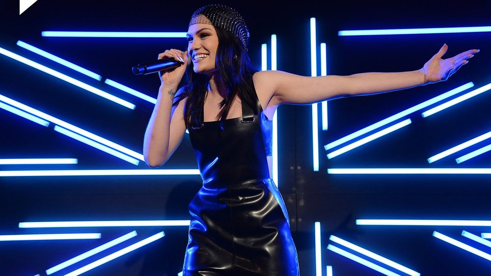 Jessie J @ Film is GREAT Event