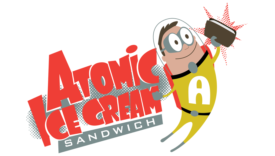 Atomic Ice Cream Sandwich