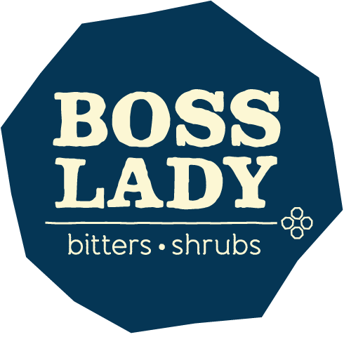 Boss Lady Bitters and Shrubs