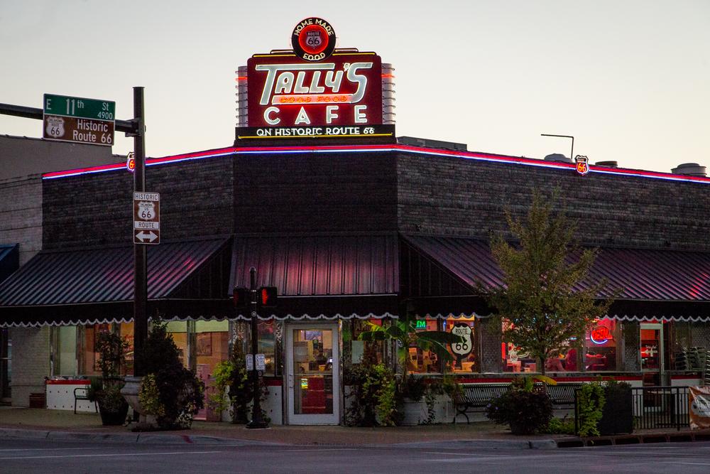 Tally's Cafe