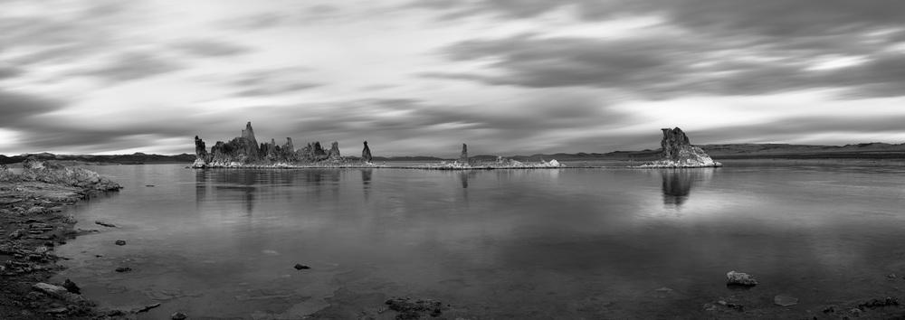The South Tufa at Mono Lake, near Mammoth Lakes, CA.