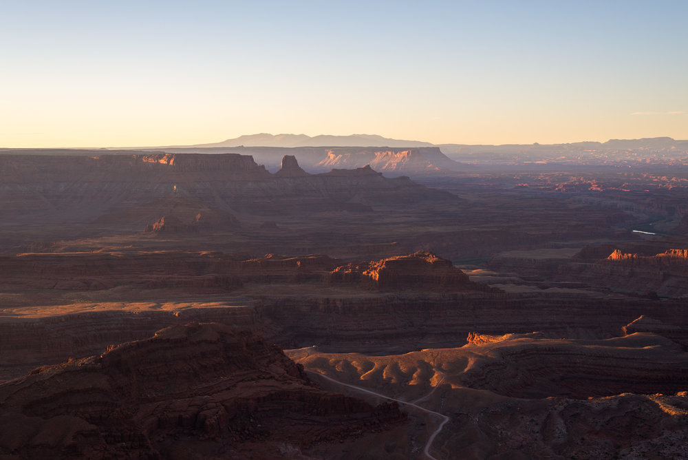 Dead Horse State Park - the mini Canyonlands National Park.