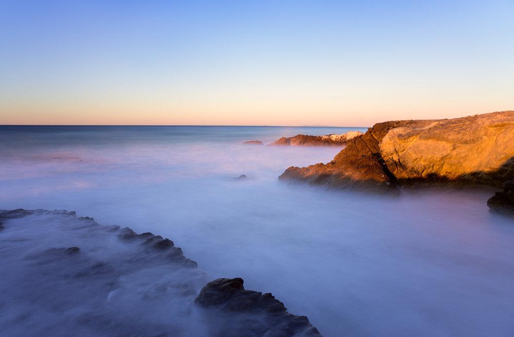 Purple Waves - Sequit Point