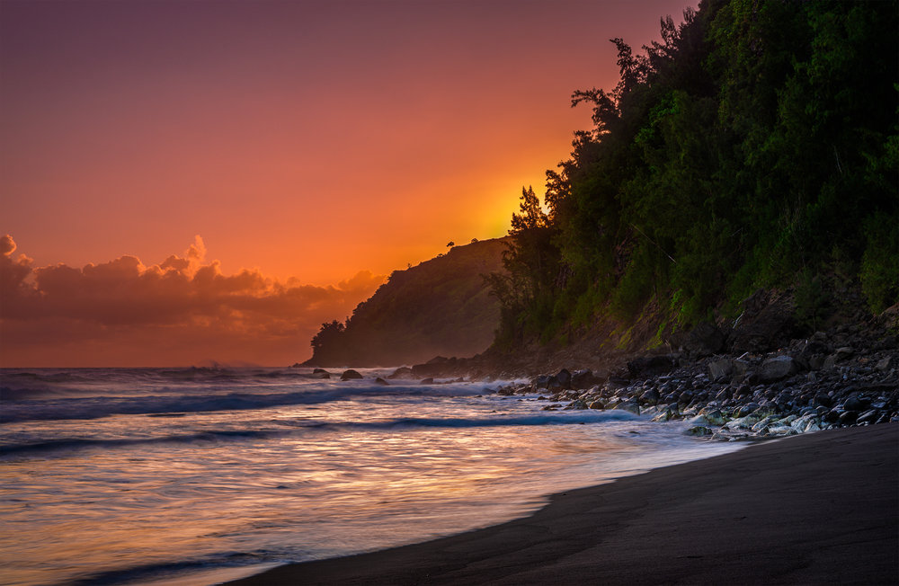 Waipio Valley - Hawaii