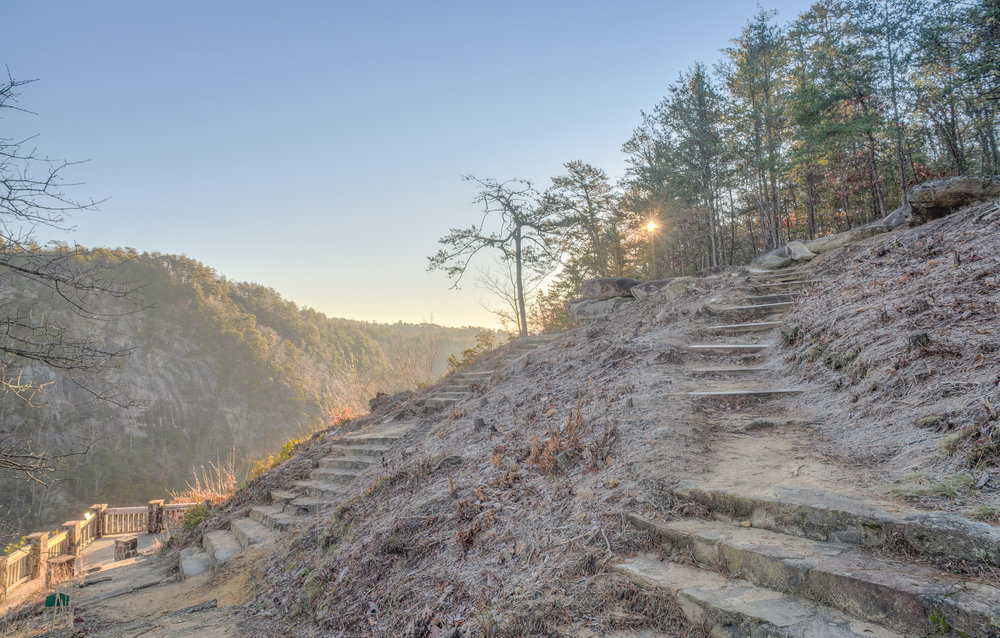 Tallulah Gorge Top Sunrise2.jpg