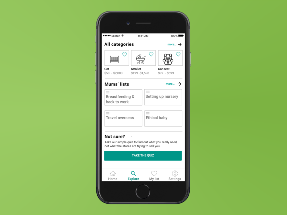 Bundle mobile app