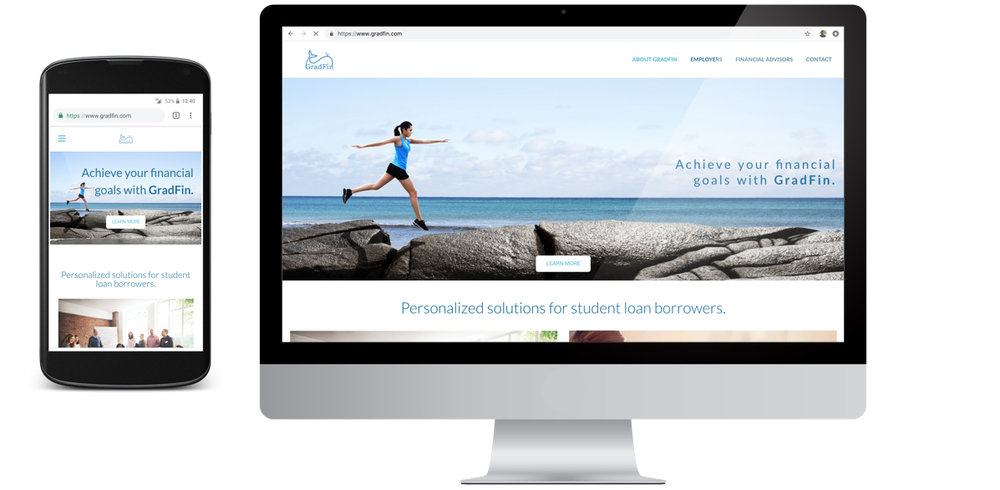 Weebly - Gradfin