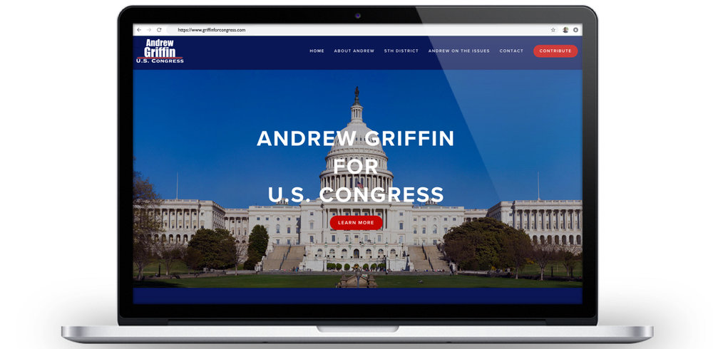 Squarespace - Andrew Griffin for U.S. Congress