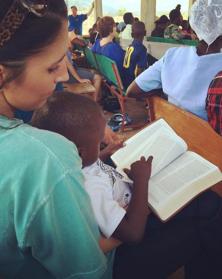By: Katie McMickin, LiveBeyond volunteer